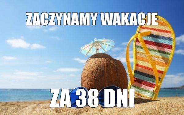 Ile dni do wakacji?!
